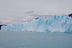 North Face of Perito Moreno