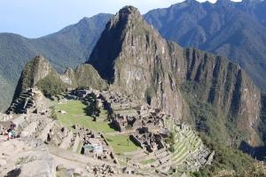 My favorite Machu Picchu Pic