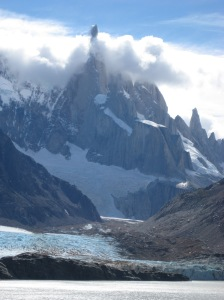 Cerro Torre (from in front of Lago Torre)