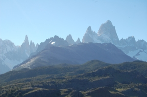 El Chalten and Fitz Roy