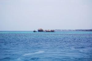 island-huts