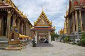 Grand Palace and Temple of the Emerald Buddha 3