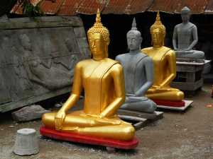 Roadside Buddhas