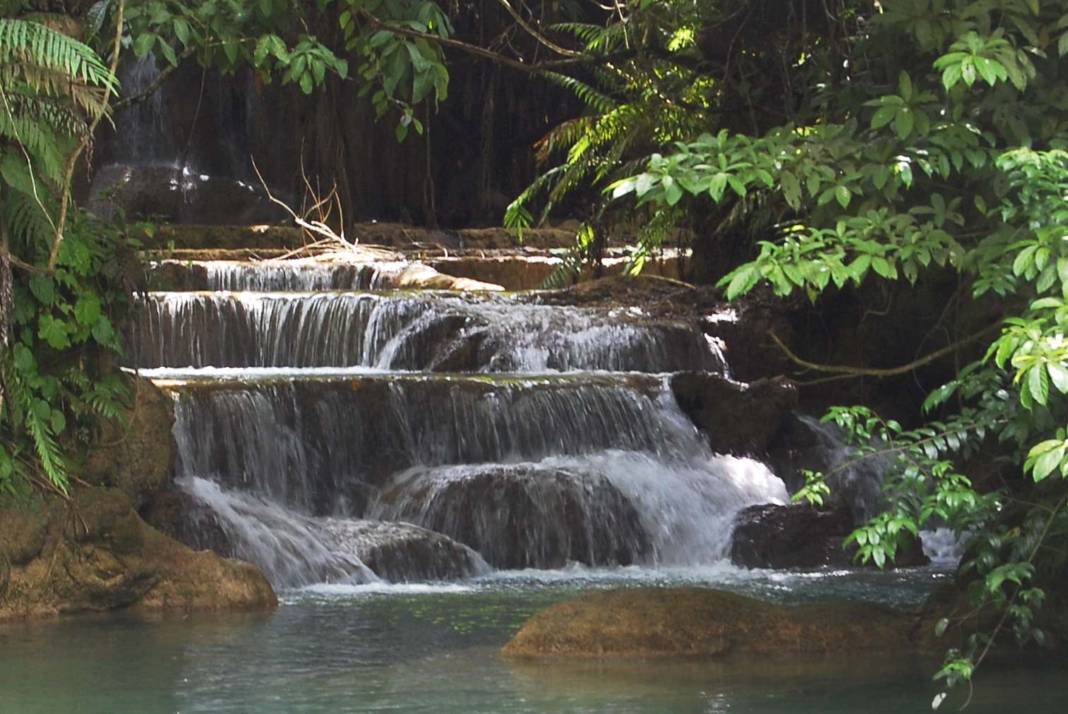 Laos the wander year for Waterfall swing set