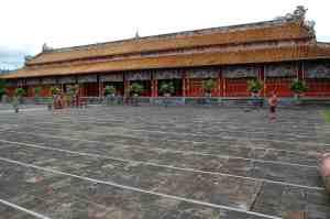 Courtyard inside Citadel