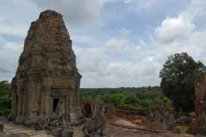 East Mebon (my favorite temple other than Angkor)