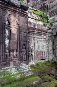 Preah Khan--the fist temple we visited